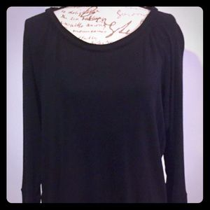 Express Large 3/4 Sleeve Top